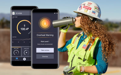 McCarthy Building Companies, Inc. Partners with Kenzen to Pilot Wearable Heat Safety Technology